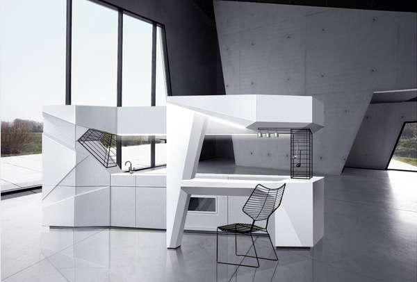 Kitchen Design Think Tank: High speed aerodynamic kitchen design!