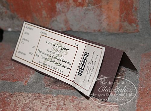 Ticket place cardsGoogle Image, Escort Cards, I M Masochist, Aunty Jo, Place Cards, Image Results, Places Cards, Ticket Places