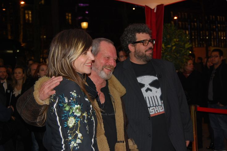Martha Fiennes, Terry Gilliam and Neil LaBute.