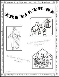 the o 39 jays folder games and birth of jesus christ on pinterest. Black Bedroom Furniture Sets. Home Design Ideas