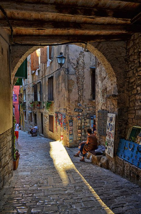 Medieval, Rovinj, Croatia  #carrental #croatia #compare Car Booker - The Car Rental Comparer
