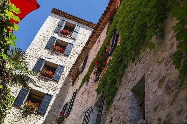 Hotel de la Costa Azul:  Saint Paul  #SaintPaul #SaintPauldeVence #hotel #costaazul #pueblomedieval #lujo
