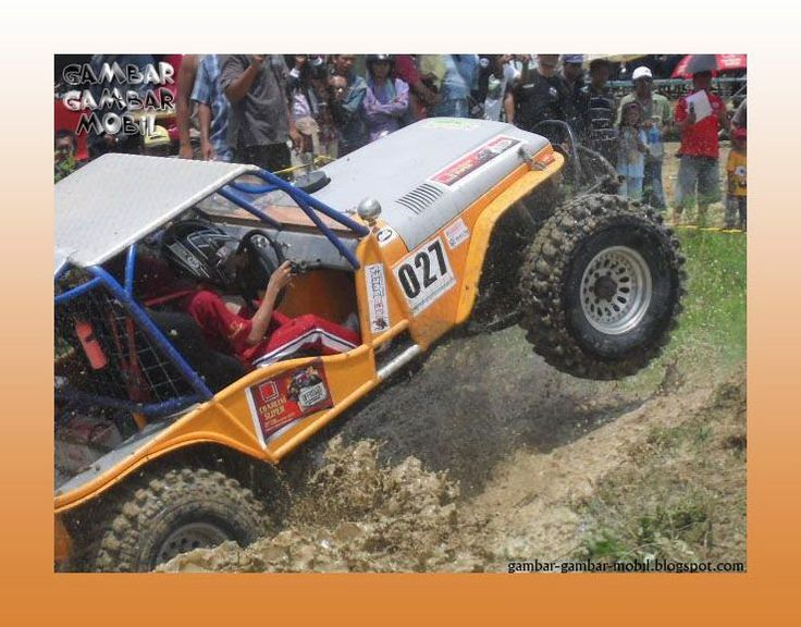 foto mobil offroad indonesia