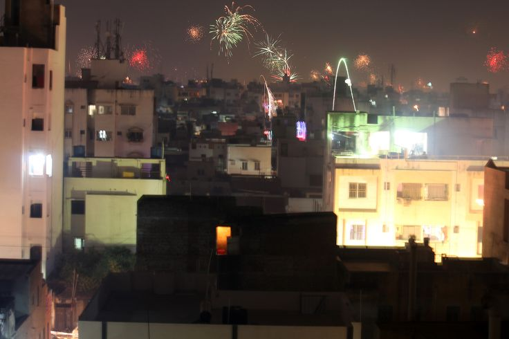 #diwali #light #firecracker #rajkot #gujarat