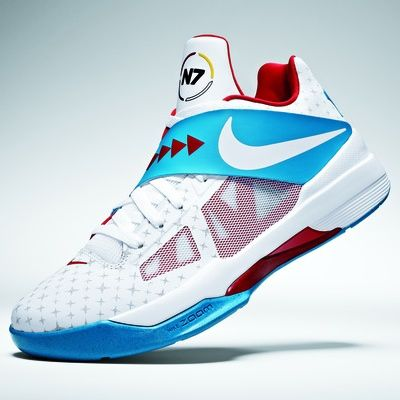 Kevin Durant Nike N7 KD IV Unveiled