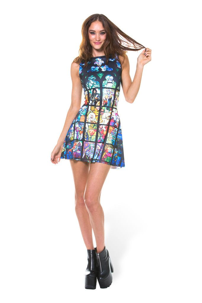 St Vitus Play Dress – Black Milk Clothing