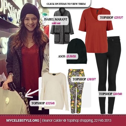 Shopping with Danielle