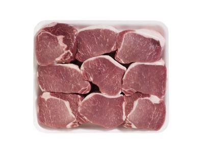 O que fazer com resto de carne de porco