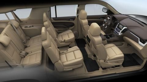 Build Your Own Large SUV: 2015 Suburban | Chevrolet