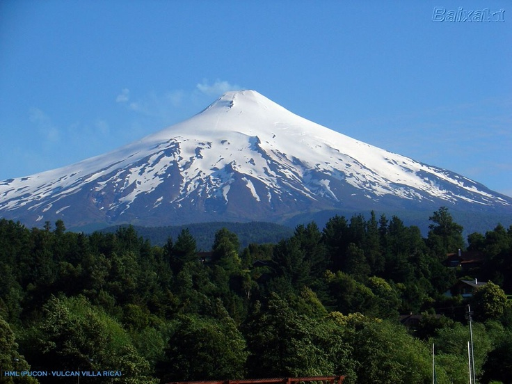 Pucon- Villa Rica - Chile