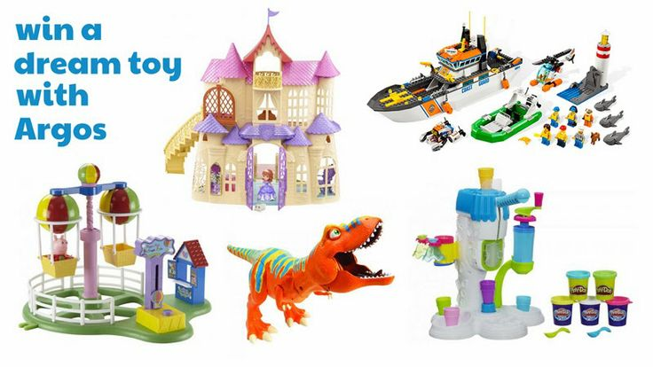 Giveaway with Argos dream toys 2013