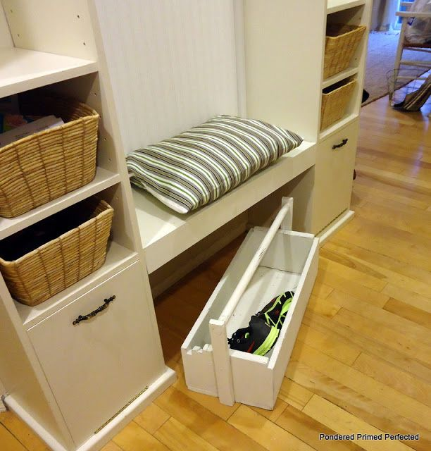 Mudroom Storage Systems : Best images about mud room on pinterest entry ways