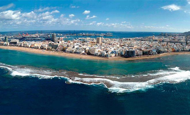 Las Palmas de Gran Canaria, elegida la ciudad con el mejor clima del mundo
