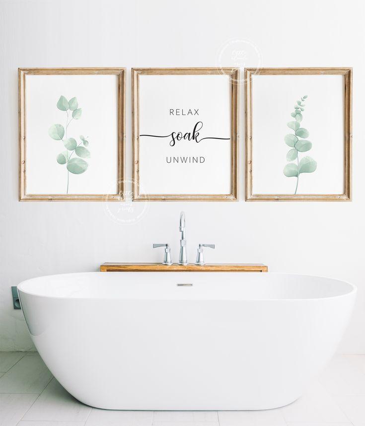Wall Art Bathroom Trendecors, Artwork For Bathroom Walls