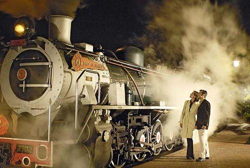 Rovos Rail - Grahamstown to Johannrsburg