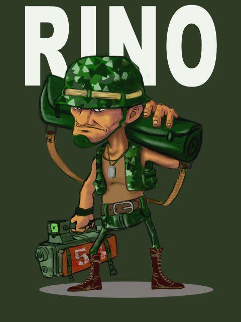soldado RINO