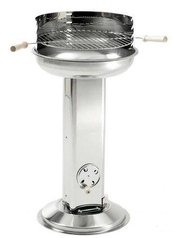 Ebay Wow – Grillchef by Landmann 11242 Edelstahl BBQ Säulengrill 84cm Grill für 24,99 Euro