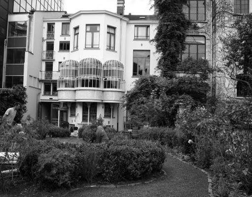 Art nouveau hotel max hallet bruxelles victor horta for Art jardin neufchateau