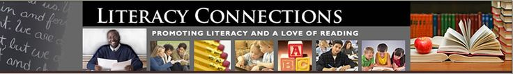 This web site is full of excellent information to promote literacy skills and a love of reading.