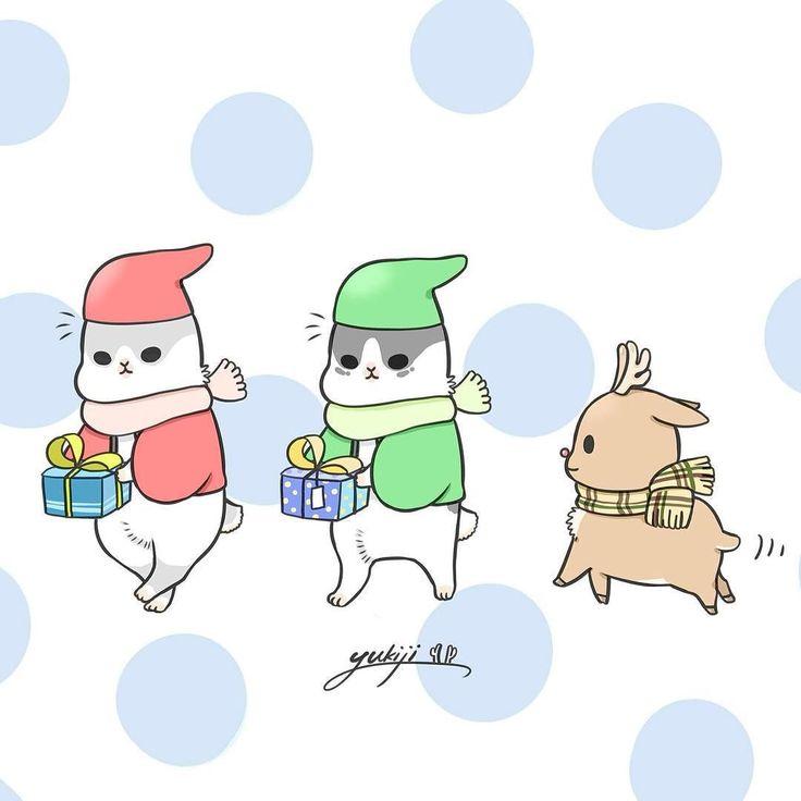 升級版的聖誕小精靈 半夜會爬進你的棉被裡搔癢 咕嘰咕嘰 #ㄇㄚˊ幾…