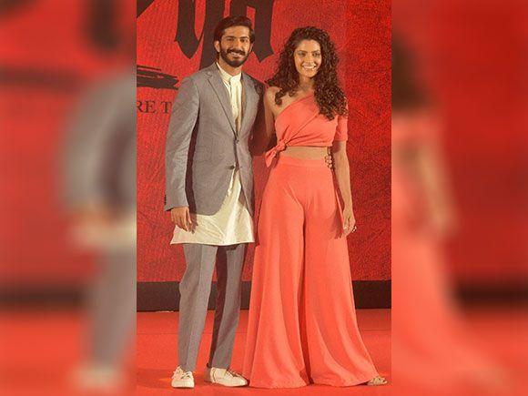Harshvardhan Kapoor and Saiyami Kher