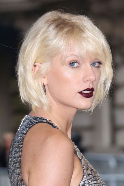 What These 12 Celebrities Look Like With Their Natural Hair #refinery29 http://www.refinery29.com/2016/05/110778/celebrities-with-natural-hair#slide-11 Taylor Swift shocked the world when she dyed her hair a vibrant platinum-blond last month. ...