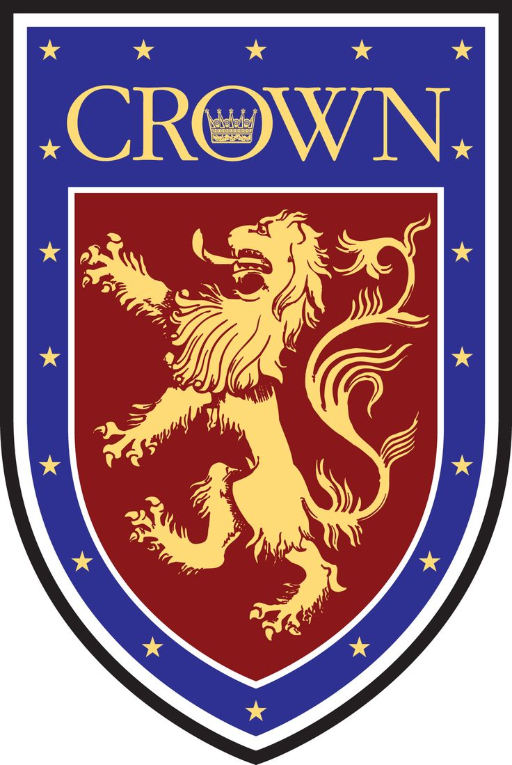 It looks like we are the lions... How sad is it that I really don't know? #Crown #College