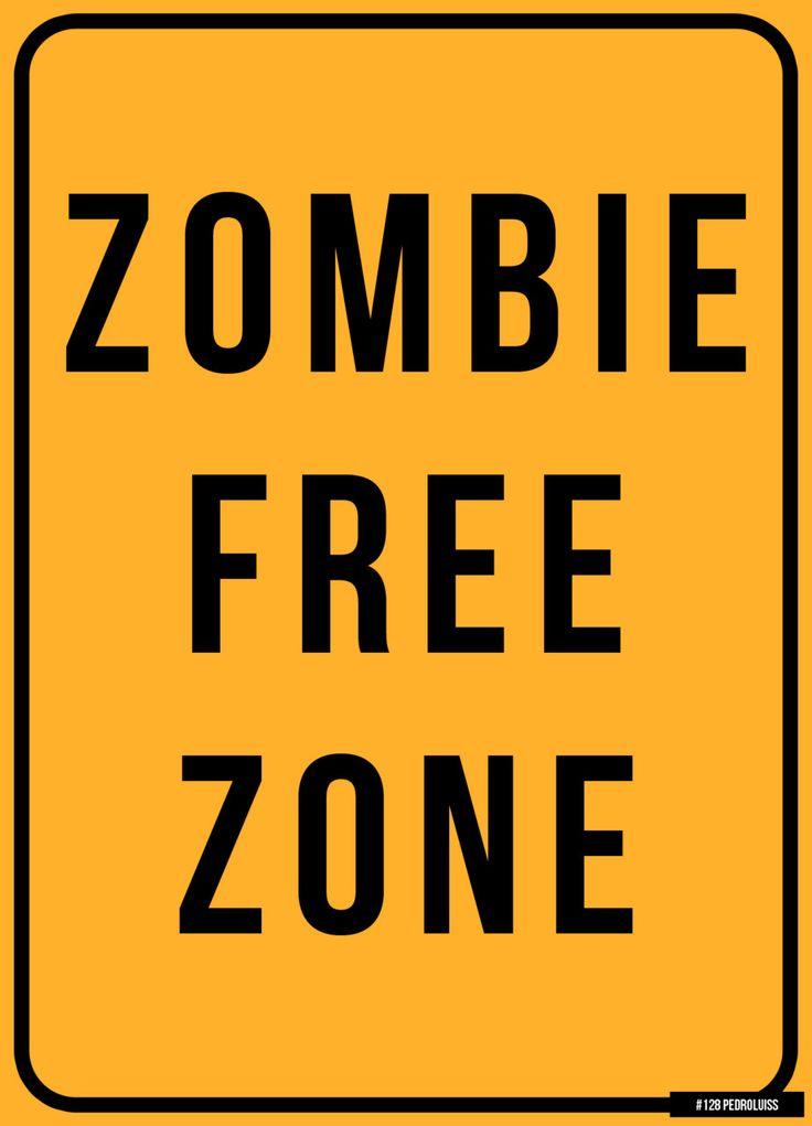 #128 - Zombie Free Zone