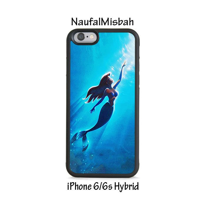The Little Mermaid Ariel iPhone 6/6s HYBRID Case Cover