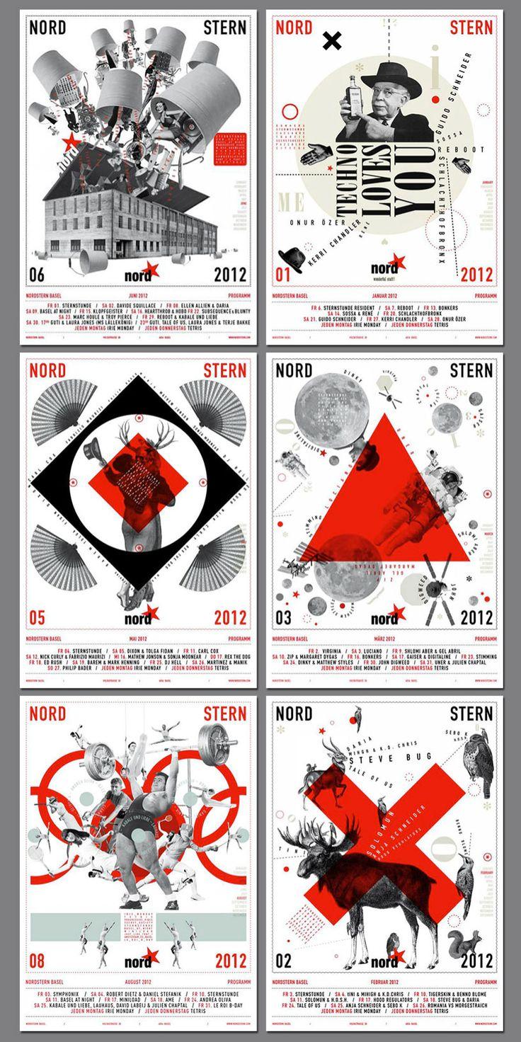 Modulwerk design of Switzerland