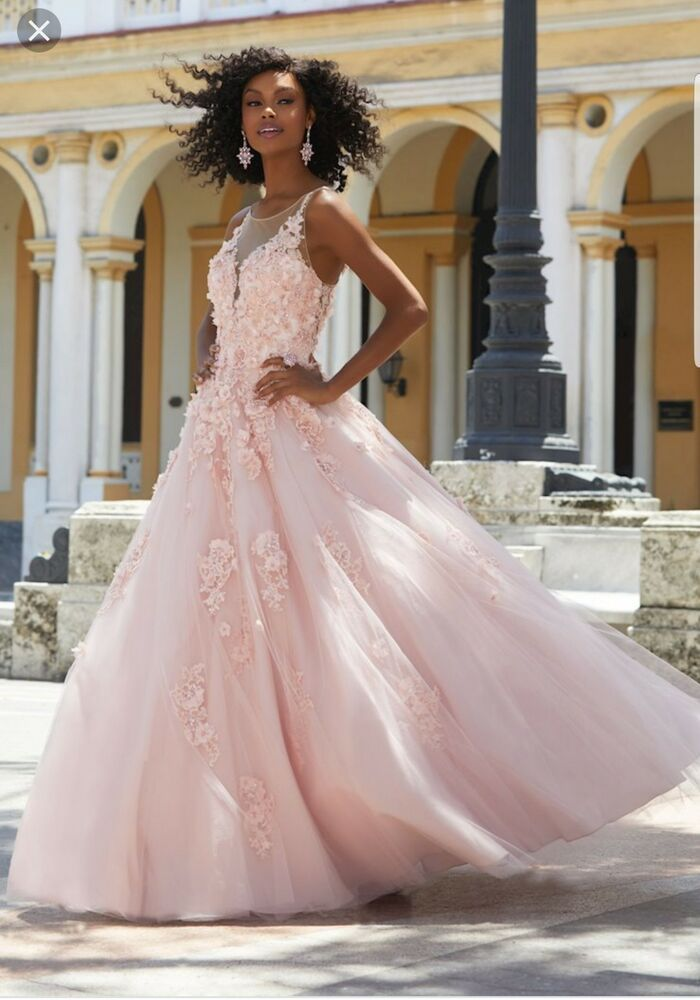3c598a3e7c3 Mori lee by madeline gardner Ballgown Style  42026- size 4 prom formal dress