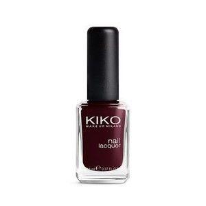 NAIL LACQUER KIKO MILANO - COR 226 - Esmalte de cor pura fortificante.