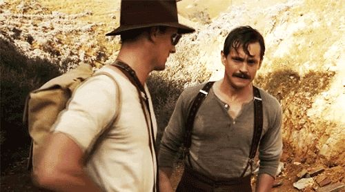 As Ellis Ashmead Bartlett in Deadline Gallipoli