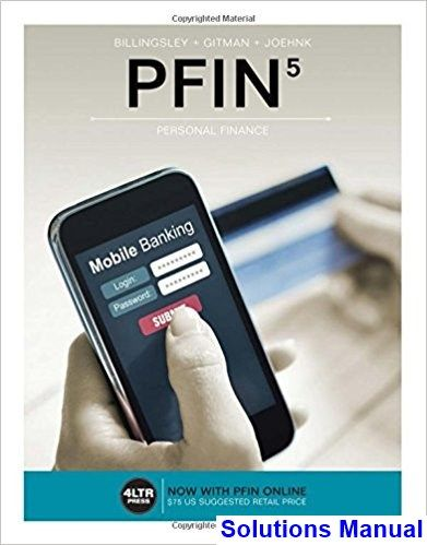 39 best solutions manual download images on pinterest pfin5 5th edition billingsley solutions manual test bank solutions manual exam bank fandeluxe Gallery