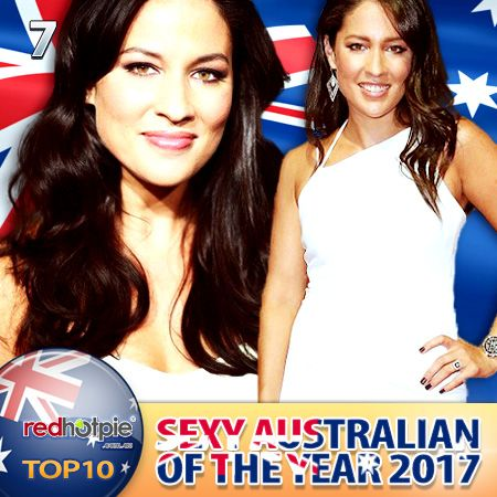 Sexy Australian of the Year 2017: 7th place goes to gorgeous, talented Aussie sport's commentator Mel McLaughlin.  Check out the whole Top Ten here https://redhotpie.com.au/topten/Sexy-Australian-of-the-Year-2017  #RedHotPie #SexyAustralian #MelMcLaughlin