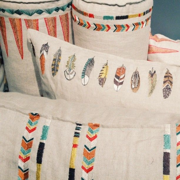 Coral & Tusk pillows new fall/winter collection