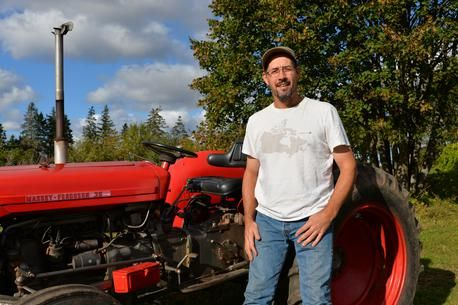Farm for sale: Organic farmer who moved to P.E.I. calling it quits | The Guardian