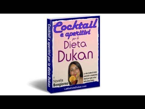 Dieta Dukan: ricette di cocktail e stuzzichini (antipasti)