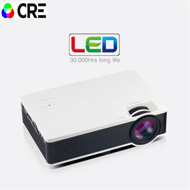 Cheap Digital FuLl HD 1080P Portable HDMI USB Home Theater Pico LCD LED Video Projector Beamer Projetor Proyector. Native Resolution: 800*480 ,Support 1080P Brightness(Max): 1000 lumens Contrast : 1000:1 Display Technology Single LCD Light Source LED LED Bulb & Bulb life 30,000Hours (at Standard Mode) Keystone, best offer