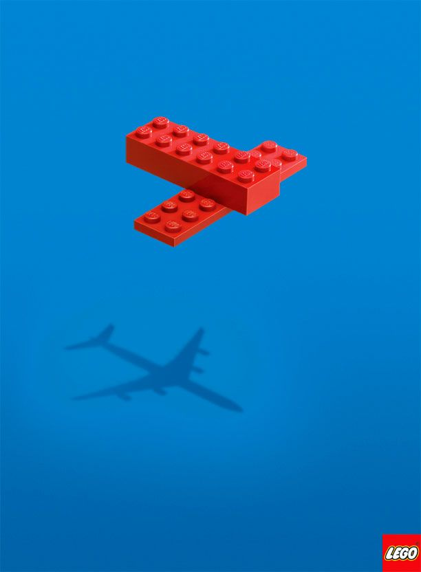 15 LEGO Ads that Beautifully Demonstrate the Power of Imagination