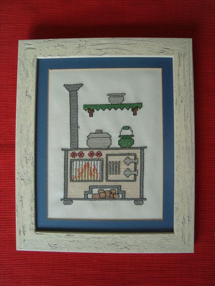 Para decorar la cocina, realizado por Charo