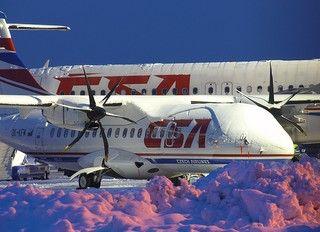 OK-KFM - CSA - Czech Airlines ATR 42 (all models) photo (6207 views)