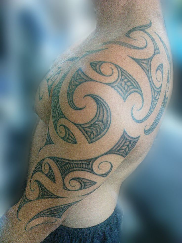 127 Best Images About Maori Tattoos On Pinterest