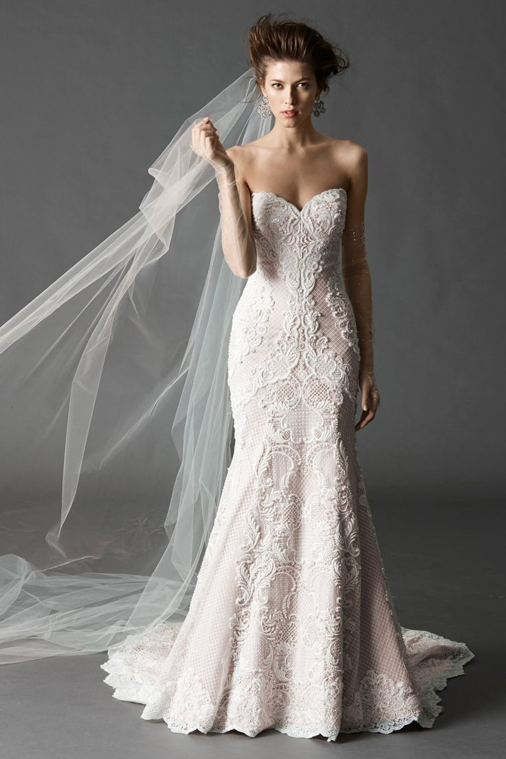 72 best Watters Wedding gowns images on Pinterest | Short wedding ...