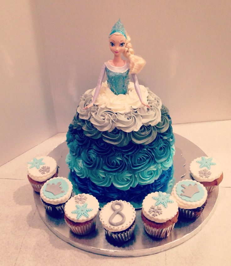 39 best frozen birthday cakes images on Pinterest Frozen