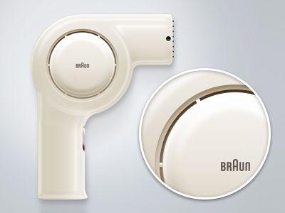 Braun-hairdryer-nhd6