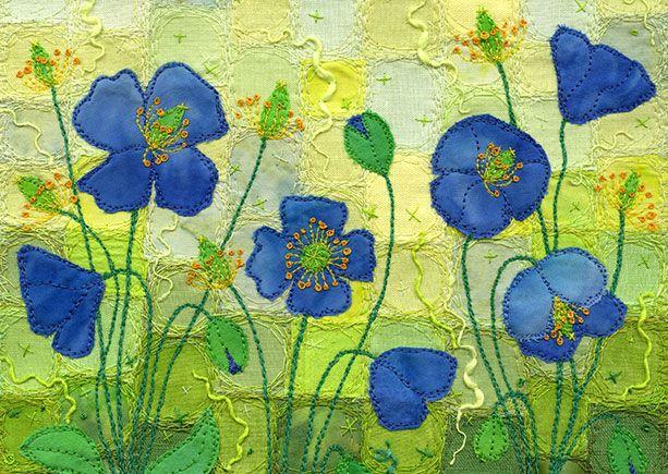 Kirsten Chursinoff - Textile Art
