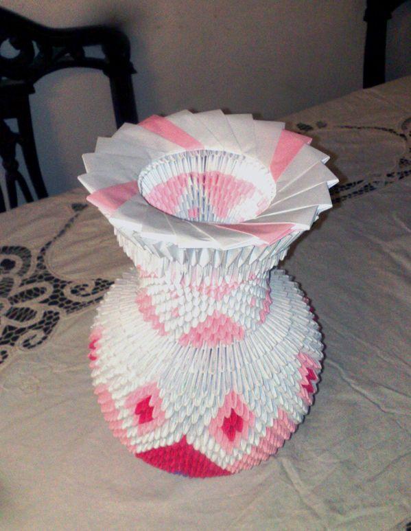 50 best 3d origami2 images on pinterest modular origami paper yasser kamal album 3d origami art mightylinksfo