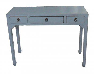 skrivbord grå