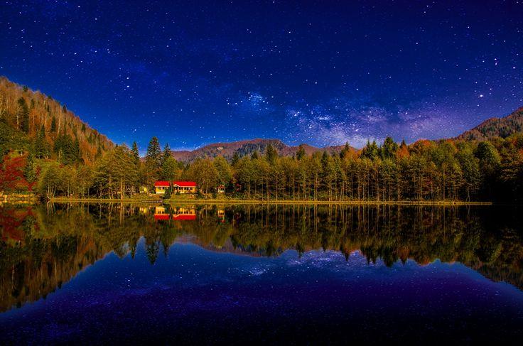 Karagöl (Black Lake), Borçka, Artvin ⛵ Eastern Blacksea Region of Turkey ⚓…